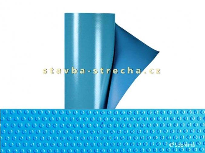 Bazénová PVC fólie, jednobarevná, protiskluzová, FLAGPOOL NG Unicolor Antislip