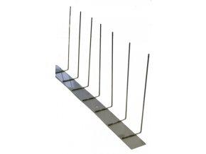 138 tbs 1 ochrana proti holubum ocelove hroty ochranna oblast 5 cm