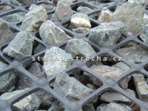 Geomříž výztužná tuhá dvouosá, E'GRID BiAx