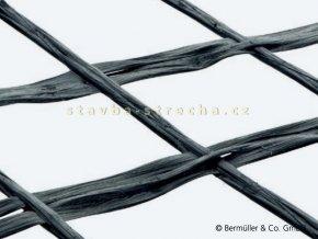 Geomříž skelná pro vyztužení asfaltových povrchů, BEBIT G (PK-FORCE), 2,2 x 100 m