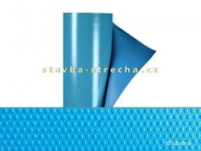 Bazénová PVC fólie, jednobarevná, protiskluzová, SOPREMAPOOL ONE GRIP