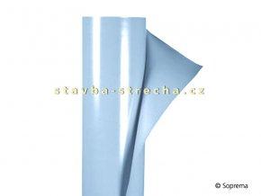 Bazénová PVC fólie, jednobarevná s lakovaným povrchem, SOPREMAPOOL PREMIUM
