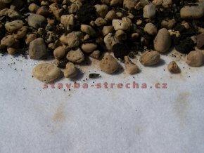 Geotextilie netkaná, separační a filtrační, PK-NONTEX PET 200 g/m2