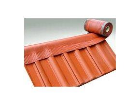 VARIO ROLL THERMO, samolepící větrací pás hřebene a nároží, rozměr 360 mm x 5 m (Barva Černá)