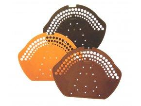 Ukončení hřebene PVC (Barva Černá)