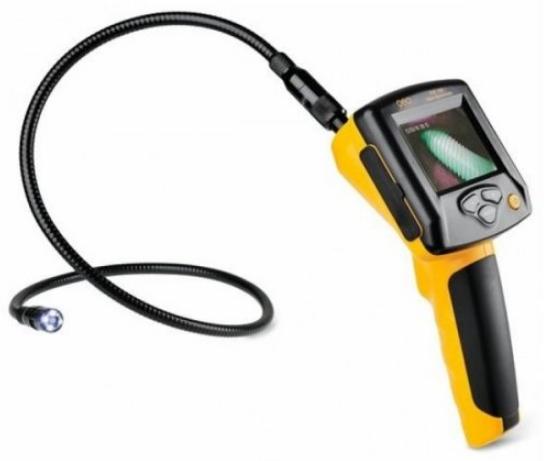 Endoskopy a Anemo/Luxmetry