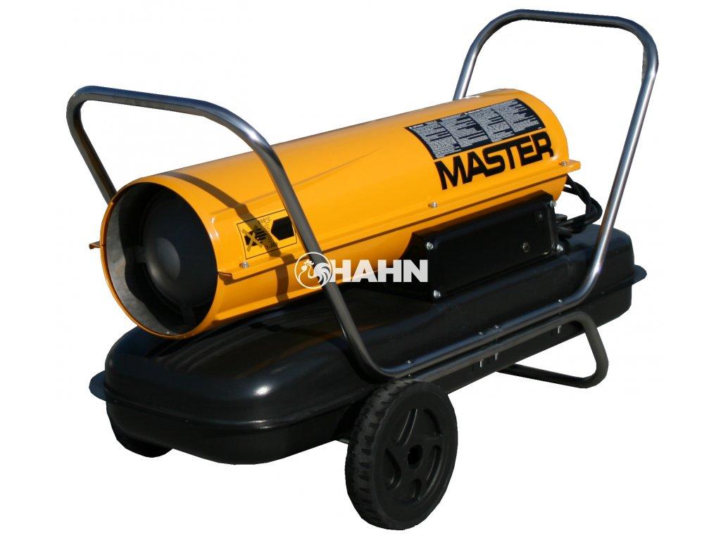 Master B 100 CED Mobilní naftové topidlo  Nabídneme Vám % SLEVU při REGISTRACI