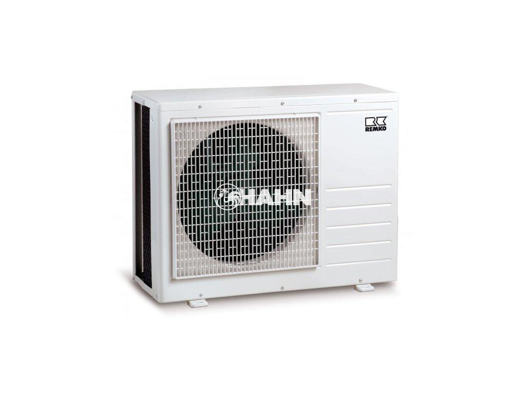 Klimatizace parapet RXT 522 DC Invertor - 5,3 kW  +