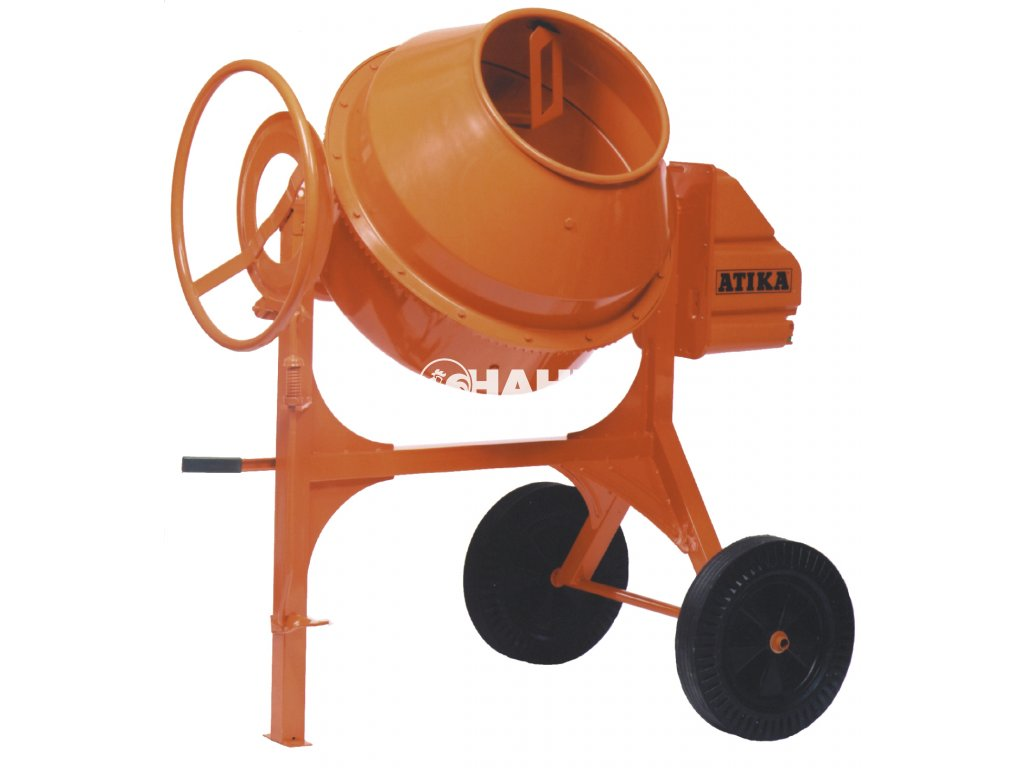 Stavební míchačka ATIKA Dynamic 165 L - 400V, 750W