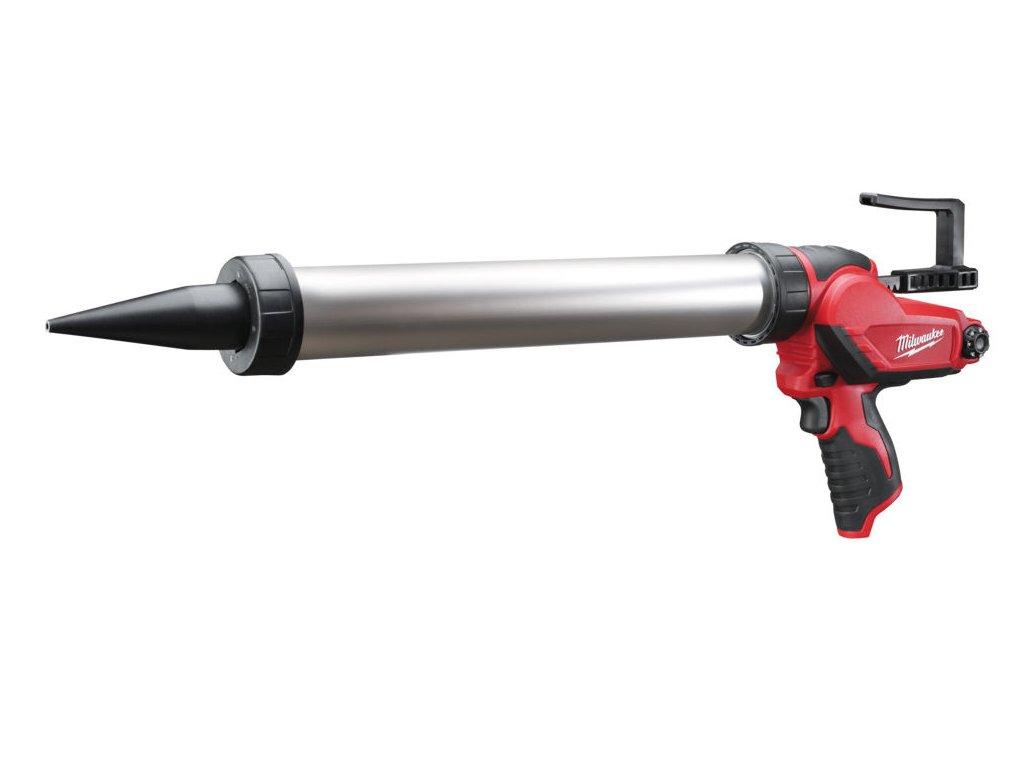 MILWAUKEE Aku vytlačovací pistole na kartuše M12 PCG/600A-0
