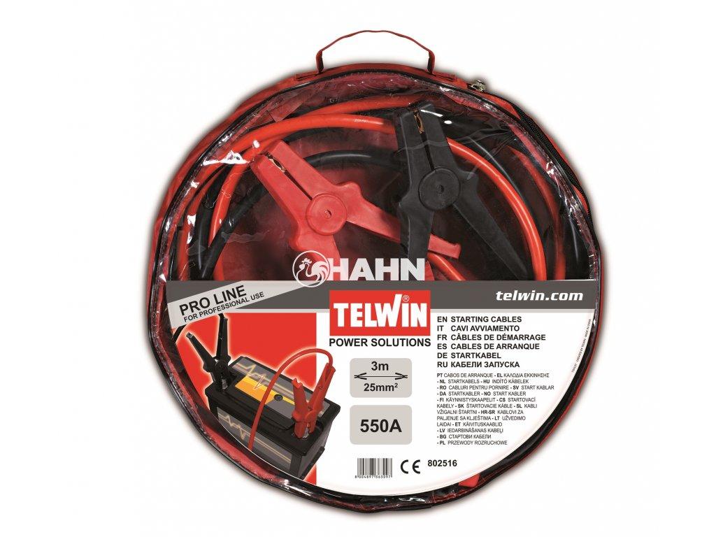 0001617 startovaci kabely 550 a telwin