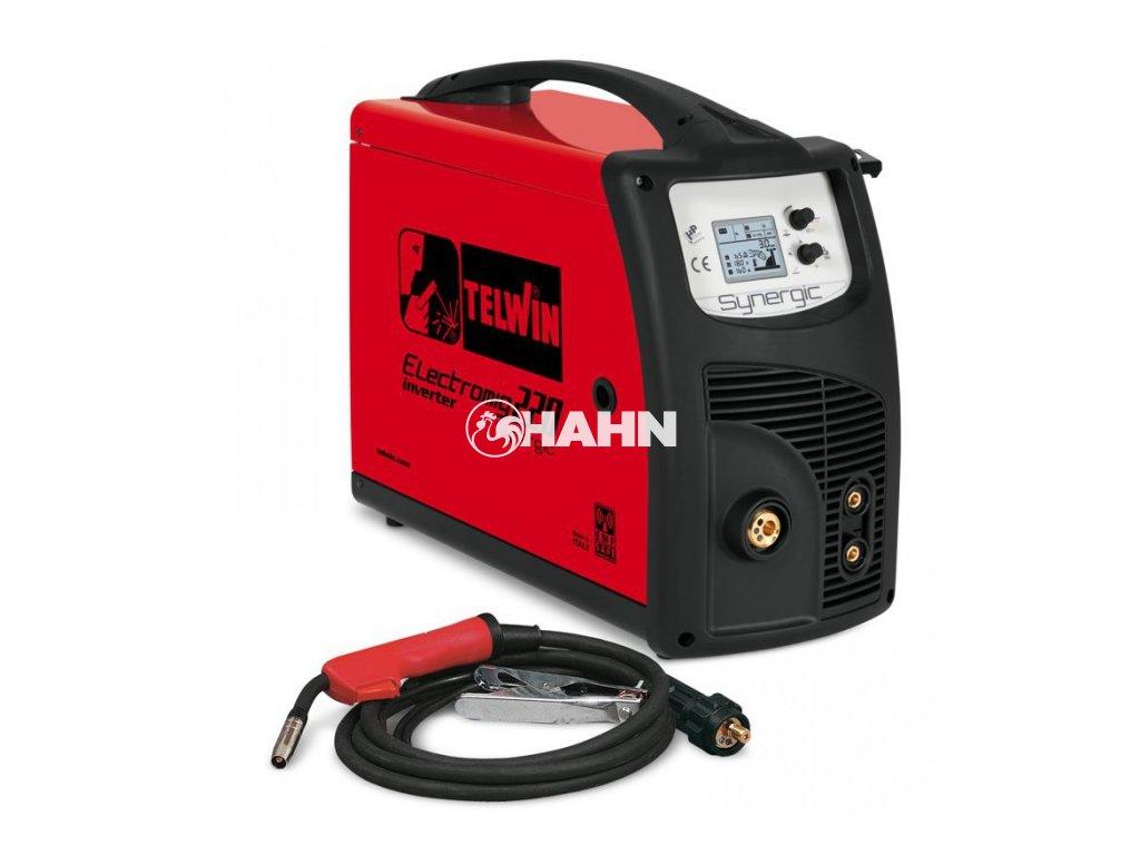 TELWIN ELECTOMIG 220 SYNERGIC 400V svářečka CO2  +