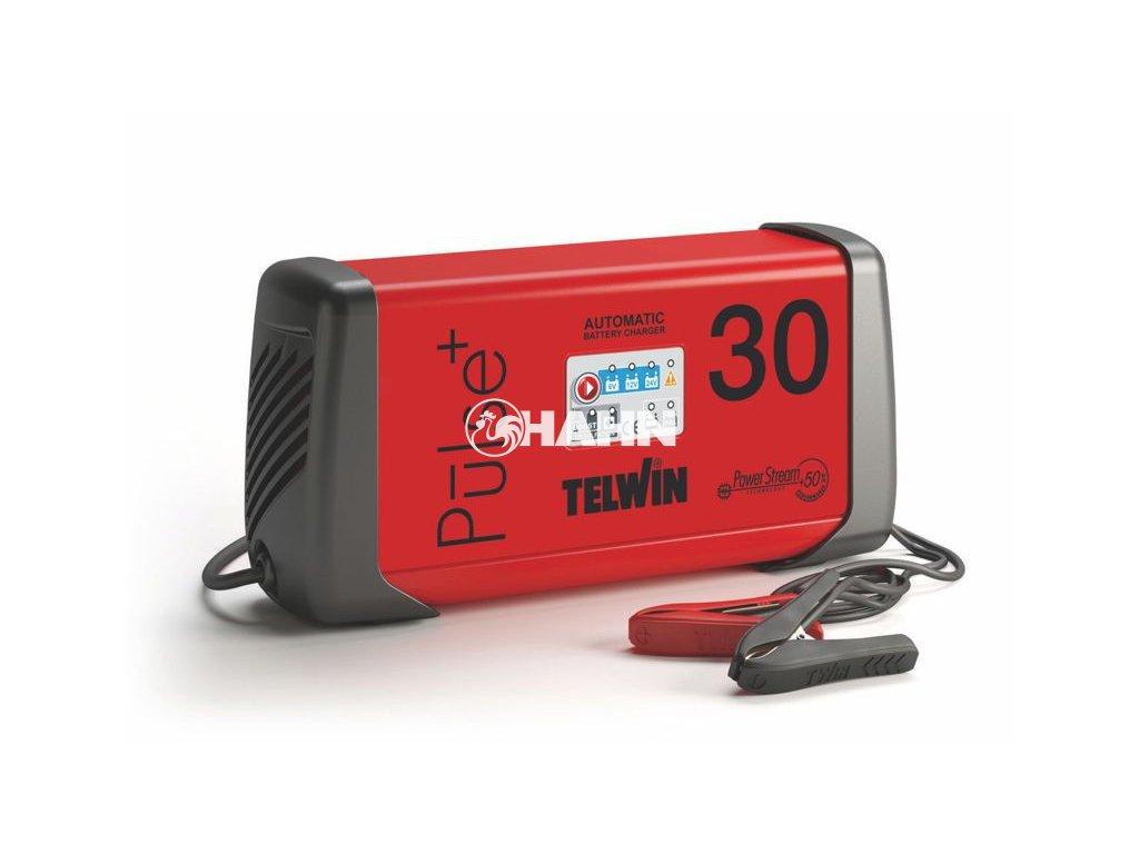 TELWIN PULSE 30 - Automatická nabíječka