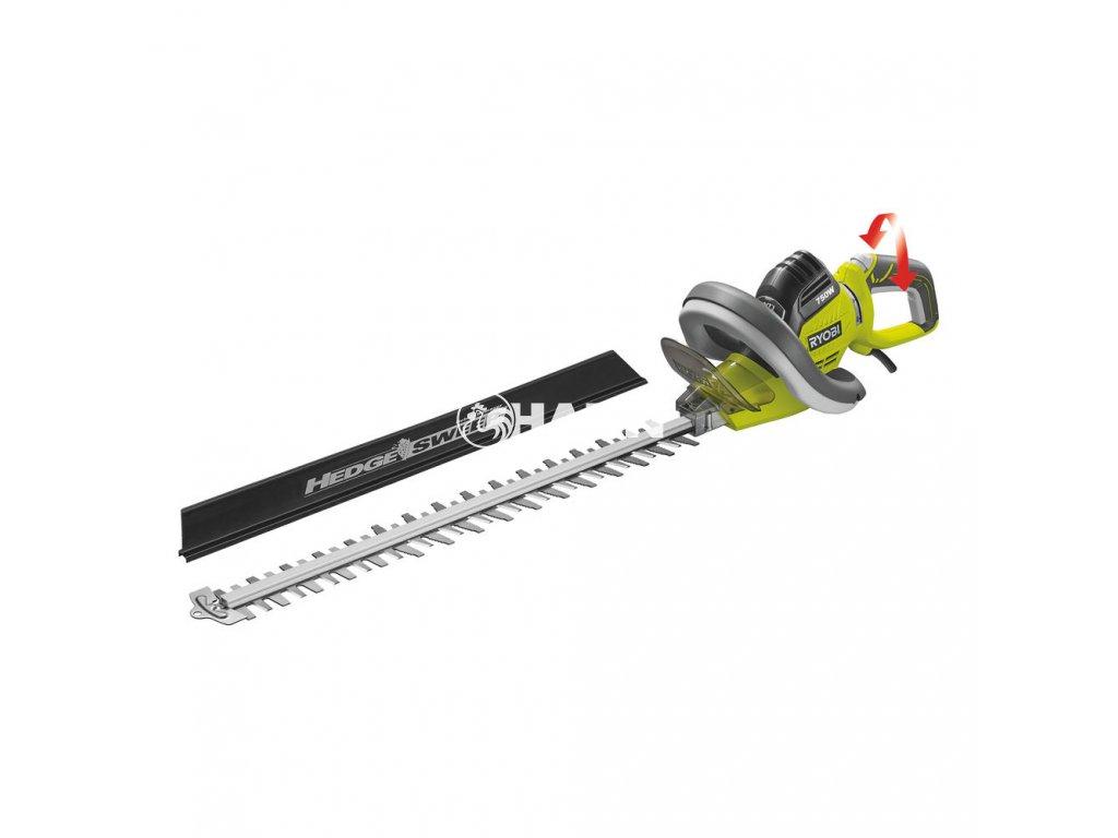 RYOBI Elektrické nůžky na živý plot RHT7565RL