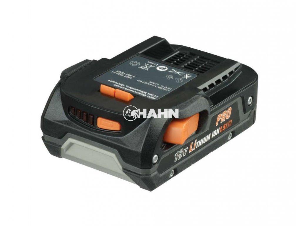 AEG Aku baterie L1815R