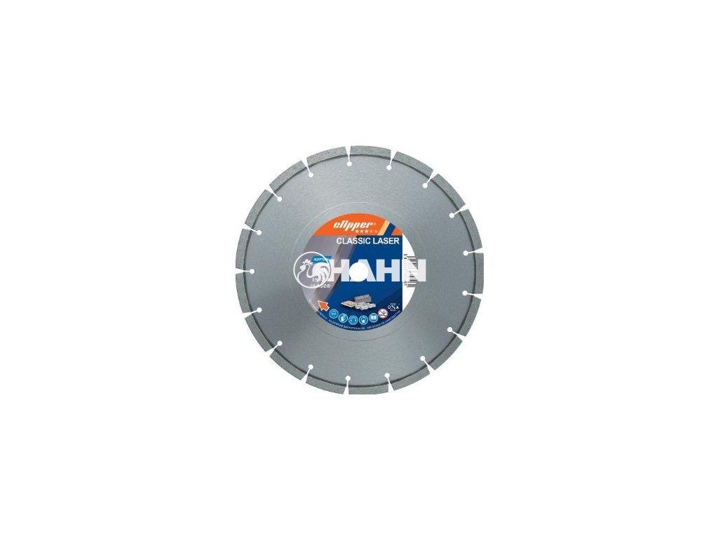 Diamantový kotouč CLASSIC LASER průměr 300mm (pro ruční a kamenické pily)