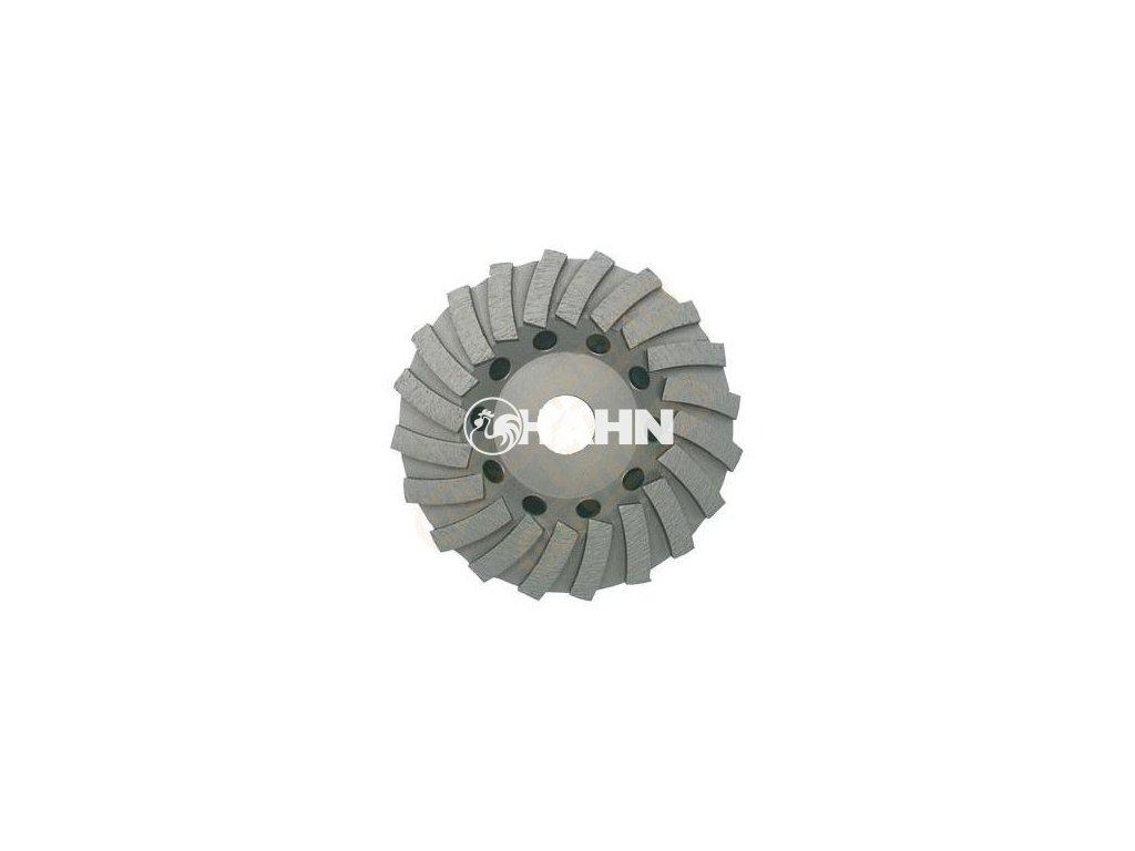 Diamantový kotouč CG Turbo průměr 125mm (pro úhlové brusky)