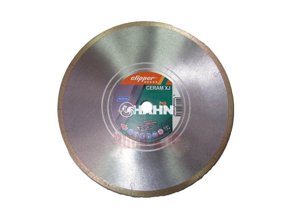 Diamantový kotouč  CERAM XJ průměr 350mm (pro kamenické pily)