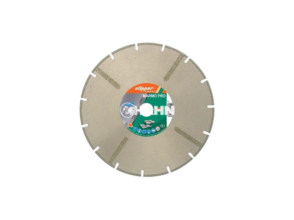 Diamantový kotouč MARMO PRO  průměr 350mm (pro ruční a kamenické pily)