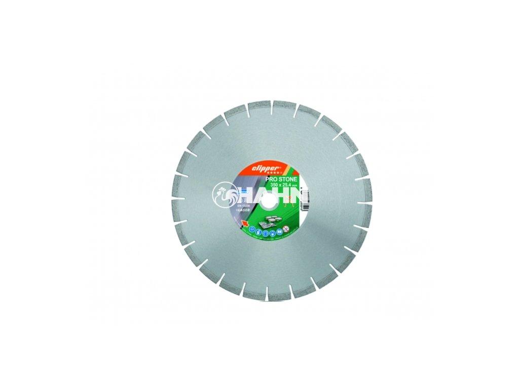 Diamantový kotouč PRO STONE průměr 450mm (pro kamenické stolní pily)