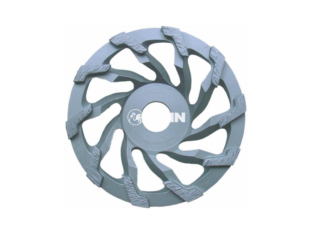Diamantový kotouč CG Slant průměr 105mm (pro úhlové brusky)