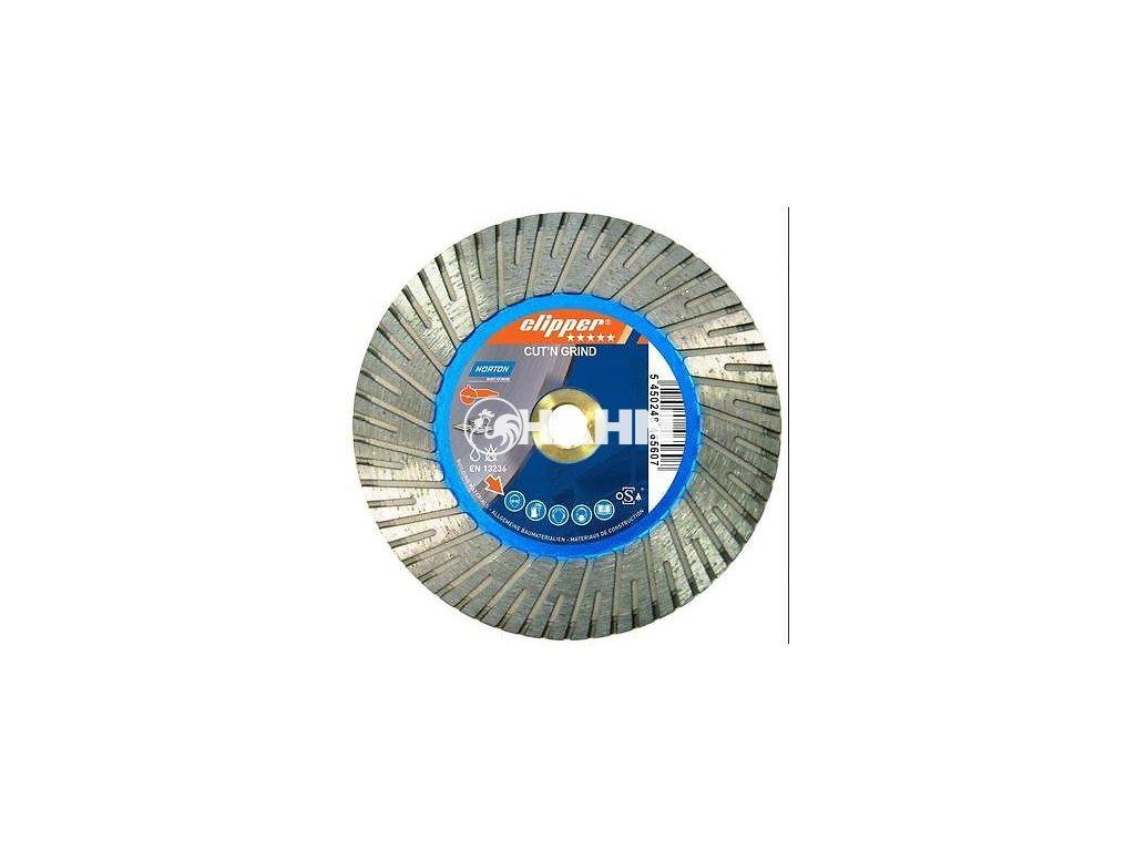Diamantový kotouč CUT' N' GRIND průměr 100mm (pro úhlové brusky)