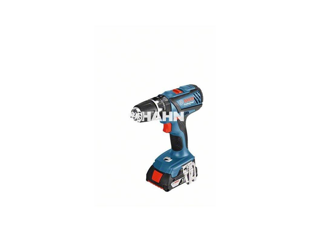 Aku kombinovaný šroubovák Bosch GSB 18-2-LI Plus Professional, 06019E7120