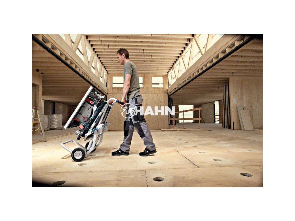 Stolní okružní pila Bosch GTS 10 XC Professional, 0601B30400  +