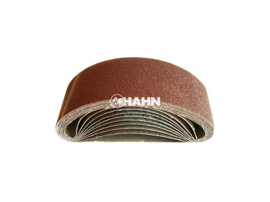 Plátno brusné nekonečný pás, 75x533mm, P80, GEKO