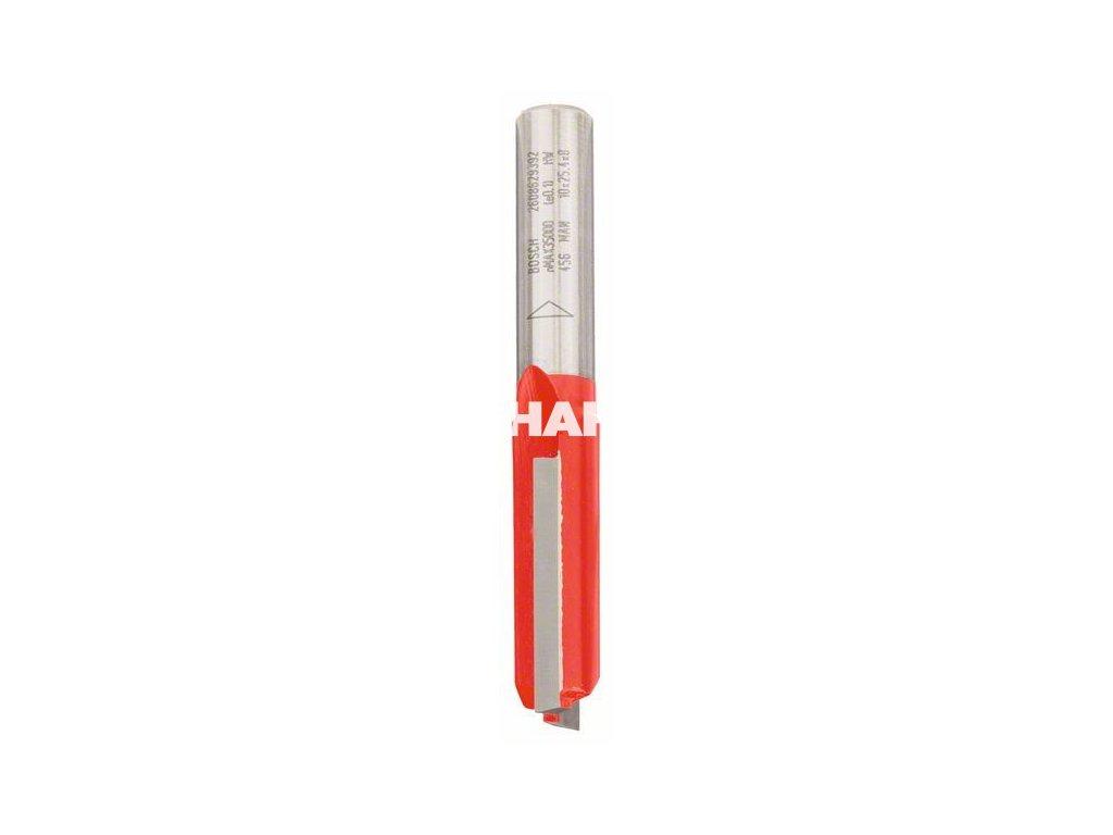 Drážkovací fréza; 8 mm, D1 10 mm, L 25,4 mm, G 62,4 mm - 3165140802390 BOSCH
