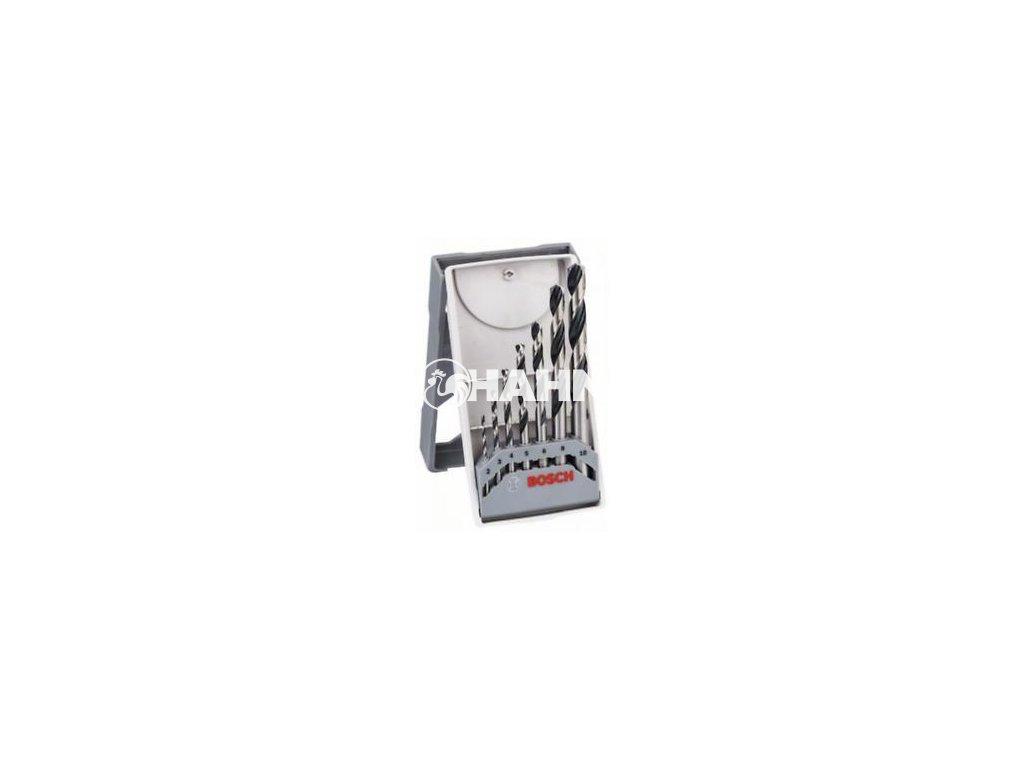Vrtáky do kovu Twist Speed 7ks Mini X  - 3165140917650 BOSCH