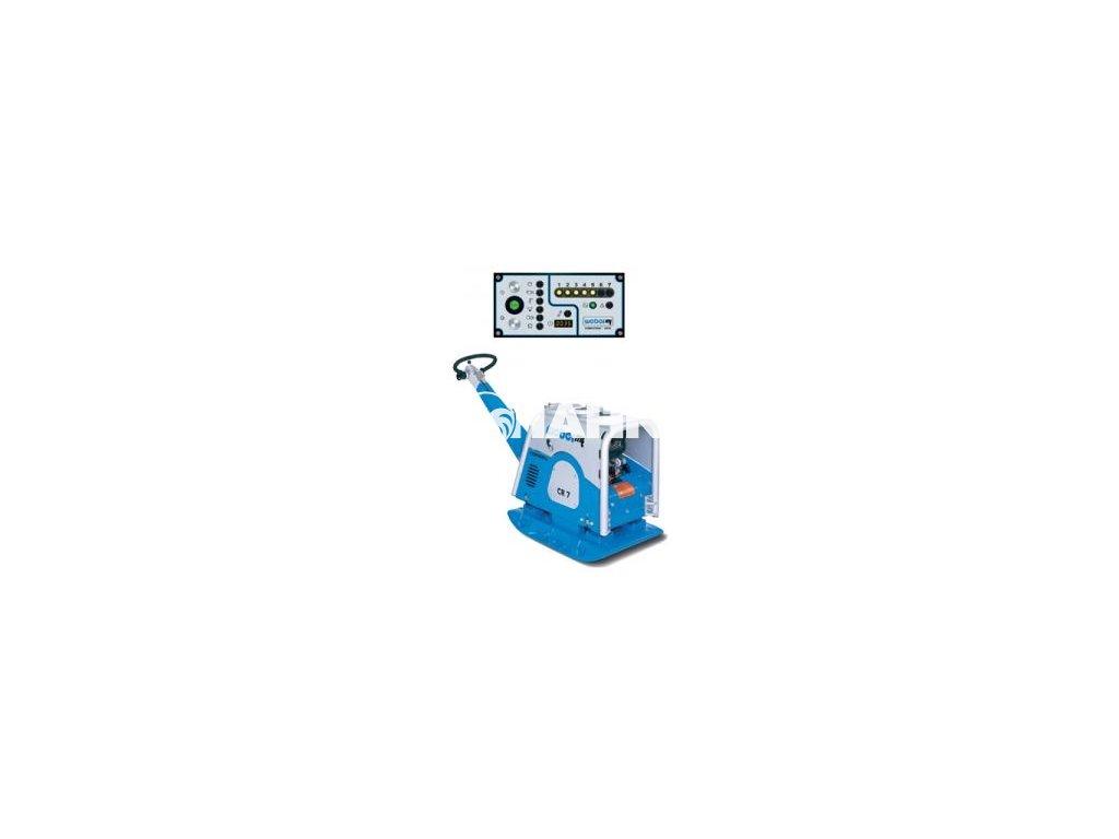Vibrační deska Weber MT CR7 MDM