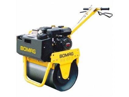 BOMAG Vibrační válec jednoosý ručně vedený BW 55E  3% sleva při registraci a dárek v hodnotě až 16000 Kč zdarma