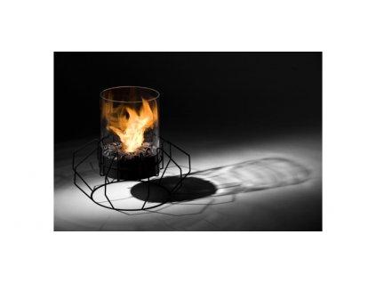 Fire small černý  3% sleva při registraci a dárek v hodnotě až 890 Kč zdarma