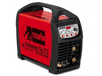 Technology TIG 222 AC/DC - HF/LIFT Telwin  +