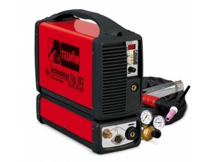 Technology TIG 182 AC/DC -HF/LIFT Telwin  +