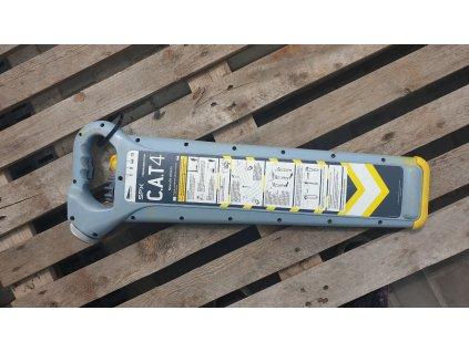 lokátor C.A.T4™ pro vytyčení trasy potrubí v zemi -  použité zboží