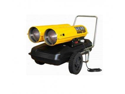 Master B 300 CED Mobilní naftové topidlo  Nabídneme Vám % SLEVU při REGISTRACI