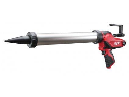 MILWAUKEE Aku vytlačovací pistole na kartuše M12 PCG/600A-0  + dárek v hodnotě až 400 Kč zdarma