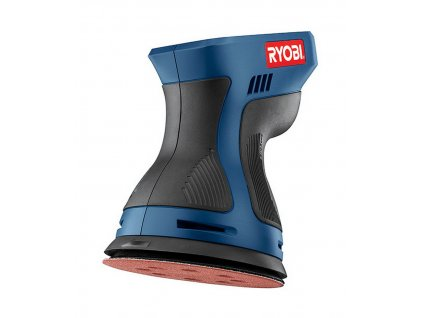 Akumulátorová excentrická bruska - RYOBI CRO-180M  + +  pro REGISTROVANÉ NOVĚ 3% dolů!