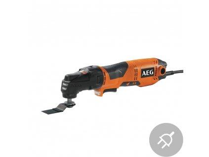 """AEG OMNIPRO Elektrický multifunkční stroj OMNI-300 Set1 """"Renovátor"""""""