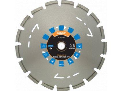 Diamantový kotouč SUPER ASPHALT EVO  průměr 600mm (pro řezače spár)