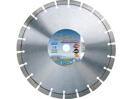 Diamantový kotouč  Silencio BETON průměr 230mm (pro ruční brusku)