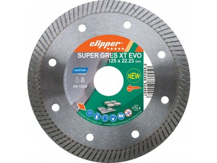 Diamantový kotouč SUPER GRES XT EVO průměr 115mm (pro úhlové brusky)