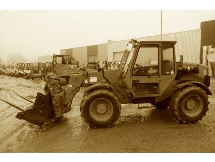 JCB 528 70, rok výroby 2006 1