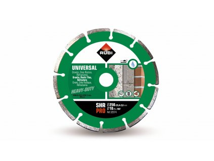 32974 shr 250 pro segmented general purpose diamond blade 1 m
