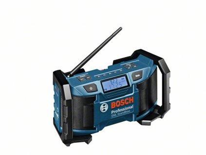 Aku rádio Bosch GML 14,4/18, SoundBoxx Professional - bez baterie, 0601429900