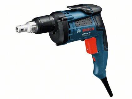 Sádrokartonářský šroubovák Bosch GSR 6-60 TE Professional, 0601445200