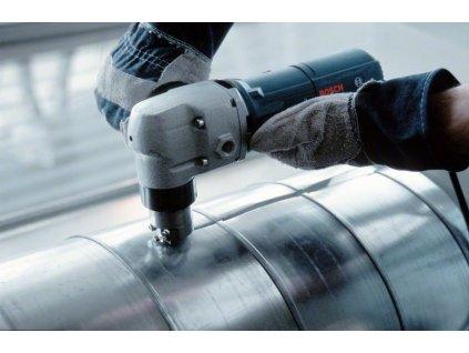 Elektrický prostřihovač plechu Bosch GNA 3,5 Professional, 0601533103  +