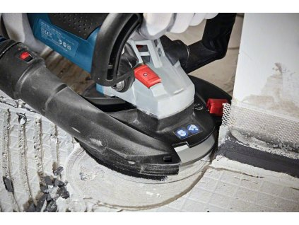 Elektrická bruska na beton Bosch GBR 15 CAG Professional, 1.500 W, 0601776001